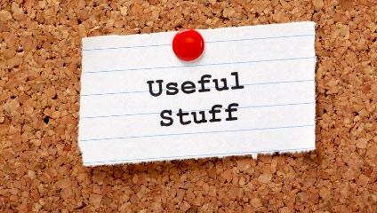 Cosas útiles para músicos y agrupaciones