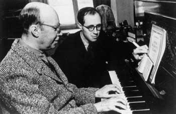 Prokofiev y Rostropovich