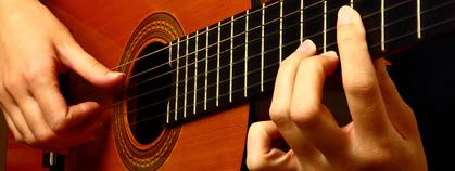 guitarra y guitarrista