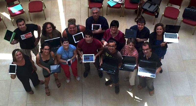 Participantes Musica y social media