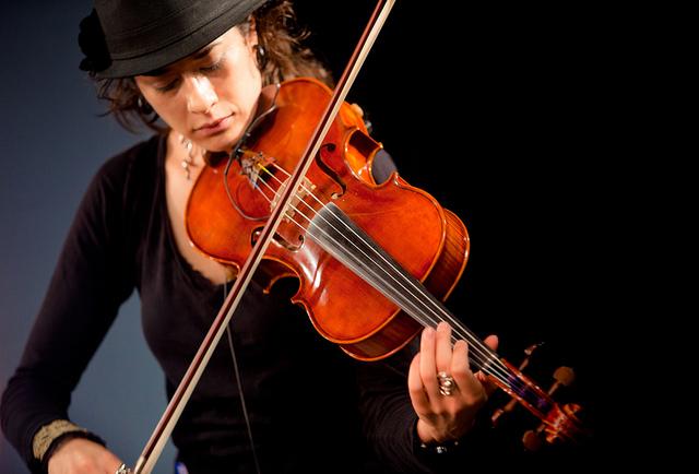 violin musica moderna