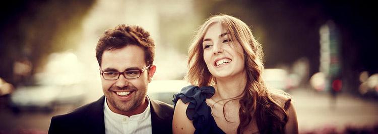 Iberian Klavier dúo, Laura Sierra y Manuel Tévar